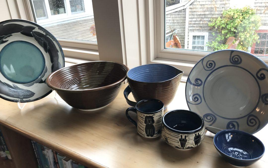 Holiday Pottery Raffle