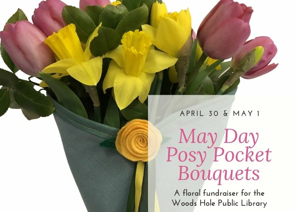 May Day Posy Pocket Bouquets