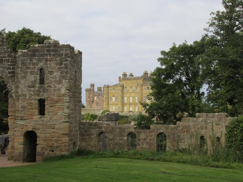 Culzean Castle near Ayr. All photograph by Maggie Rioux
